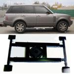 Car rotating platform