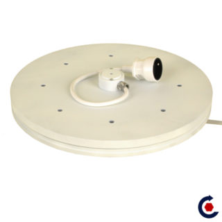 VOLUMIC hand spinner 1kw rotating electrical inlet  FANTASTIC MOTORS ® product