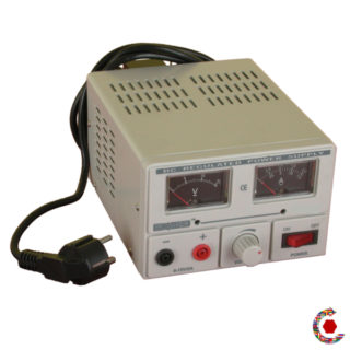 230 Vac / 12 Vdc power supply of quality