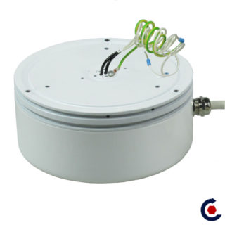 Turntable 360 ° electrical outlet on the rotating part - Fantastic Motors ®