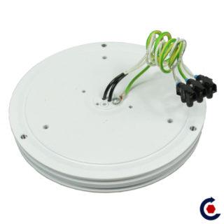 Manual turntable for motorized turntable kit - FANTASTIC MOTORS