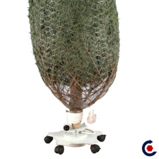 Motorized turntable for christmas tree or mast, the electric rotating feeder for garlands or on-board lighting - Fantastic Motors
