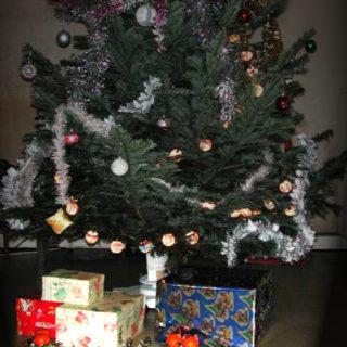 Plateau Tournant pour Sapin de Noël à guirlande électrique