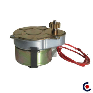 Gearmotor end of stock Crouzet N°82334.5 - 12 rpm FANTASTIC MOTORS®.