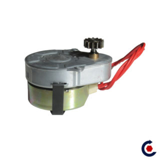 Gearmotor end of stock Crouzet N°82334.0 with 12 teeth pinion module 1 - 12 rpm FANTASTIC MOTORS ®